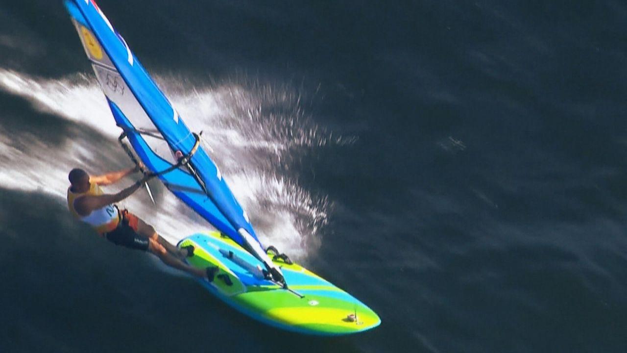 Het Klokhuis Windsurfen