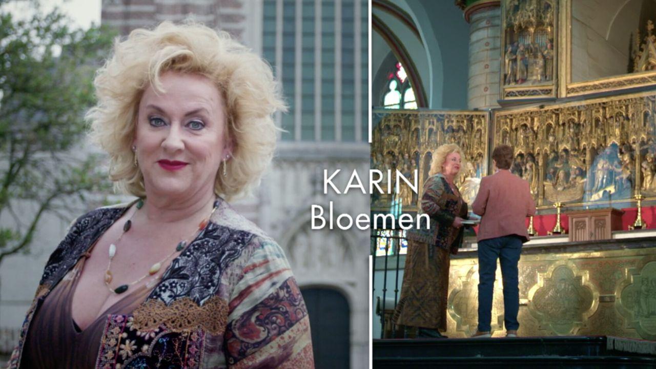 Verborgen Verleden - Morgen 19:45 - Seizoen 8 Afl. 8 - Karin Bloemen