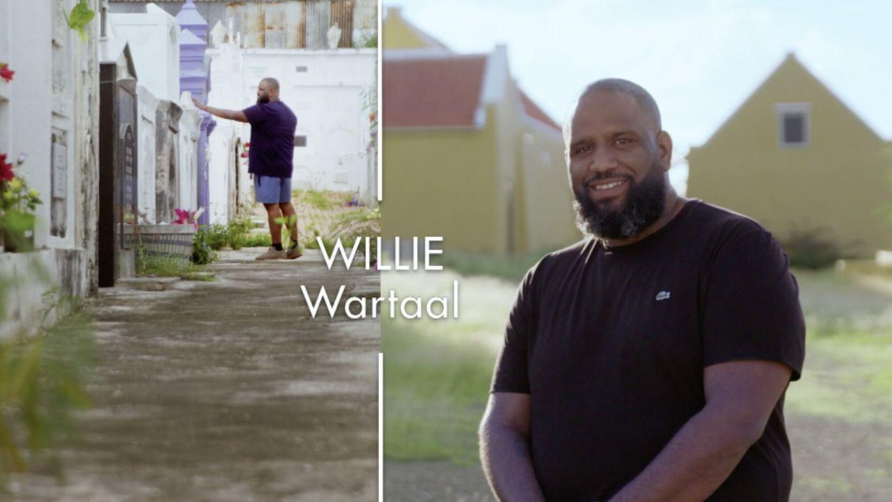 Verborgen Verleden - Morgen 19:45 - Seizoen 8 Afl. 9 - Willie Wartaal