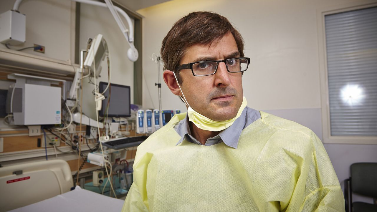Louis Theroux - La Stories - Edge Of Life