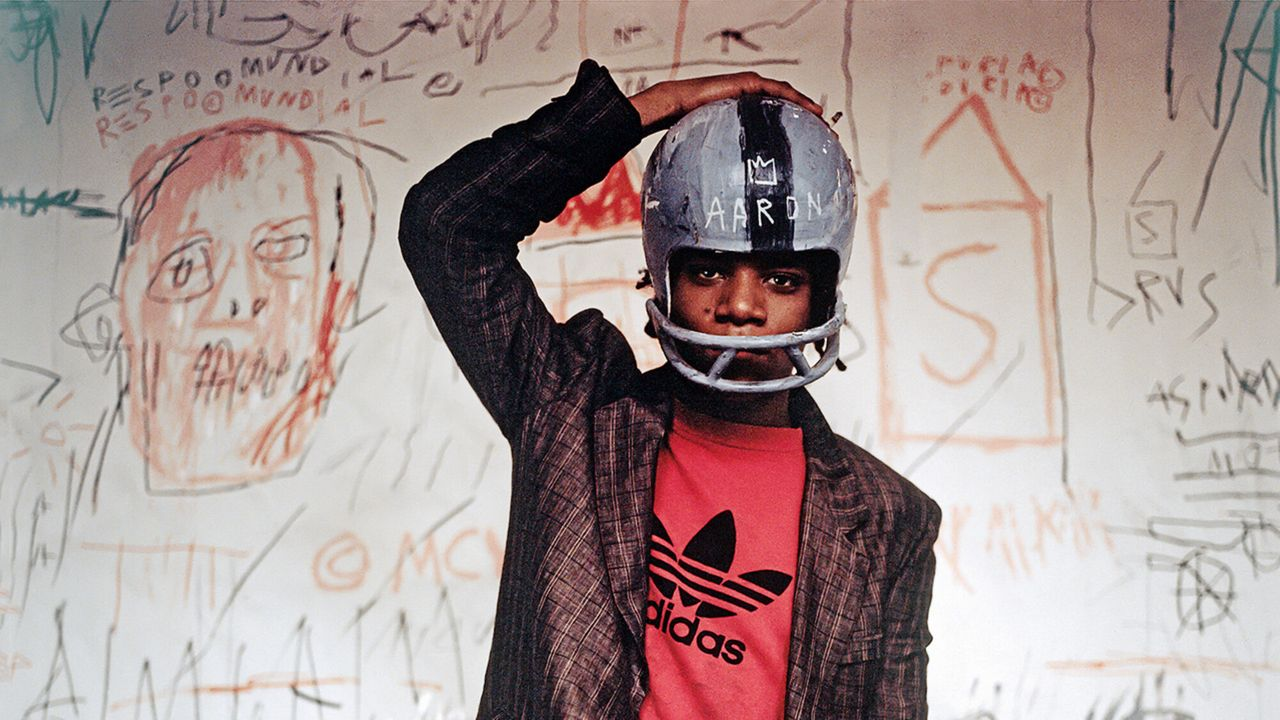 Close Up - Basquiat - Rage To Riches