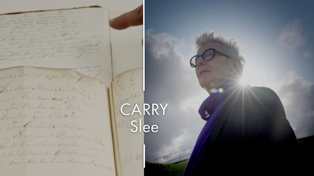 Verborgen verleden Carry Slee