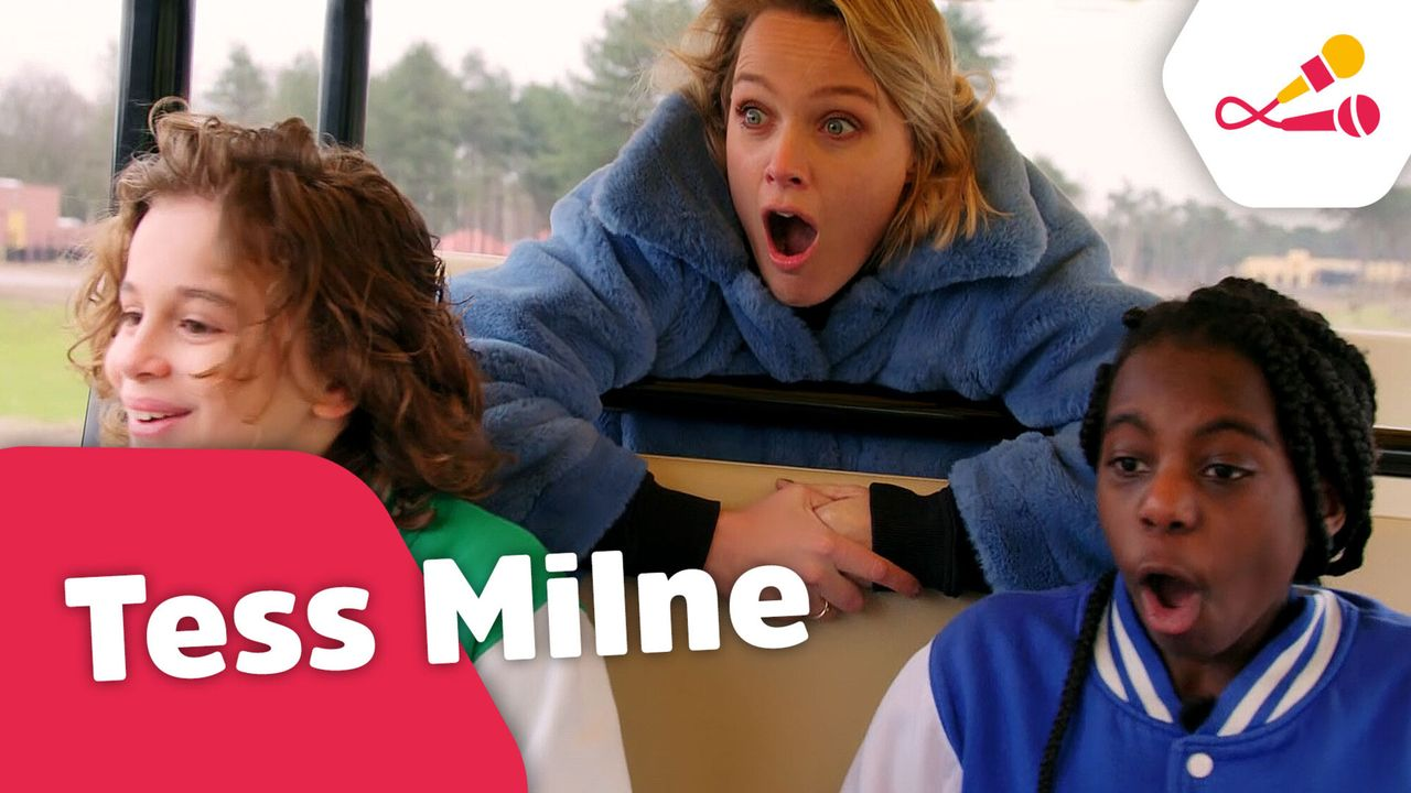 Kinderen voor Kinderen Pakt Uit Tess Milne
