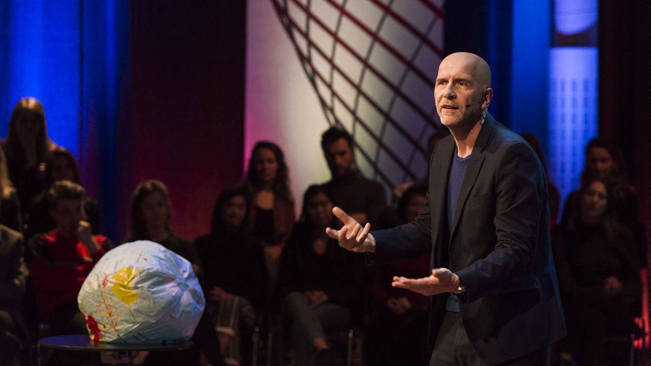 Brainwash Talks - Nic Balthazar: Het Dringendste Probleem