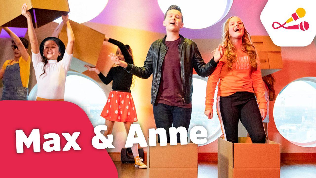 Kinderen voor Kinderen Pakt Uit Max & Anne