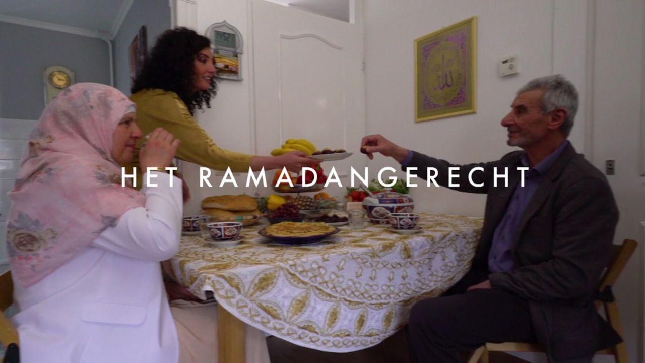 Het Ramadangerecht - Mama Fadila's Brood & Harira En Gülzar's Ugre