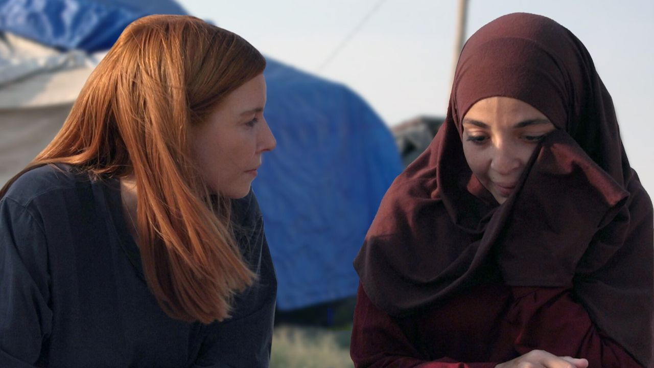 Stacey Dooley - Stacey Dooley Meets The Is Brides