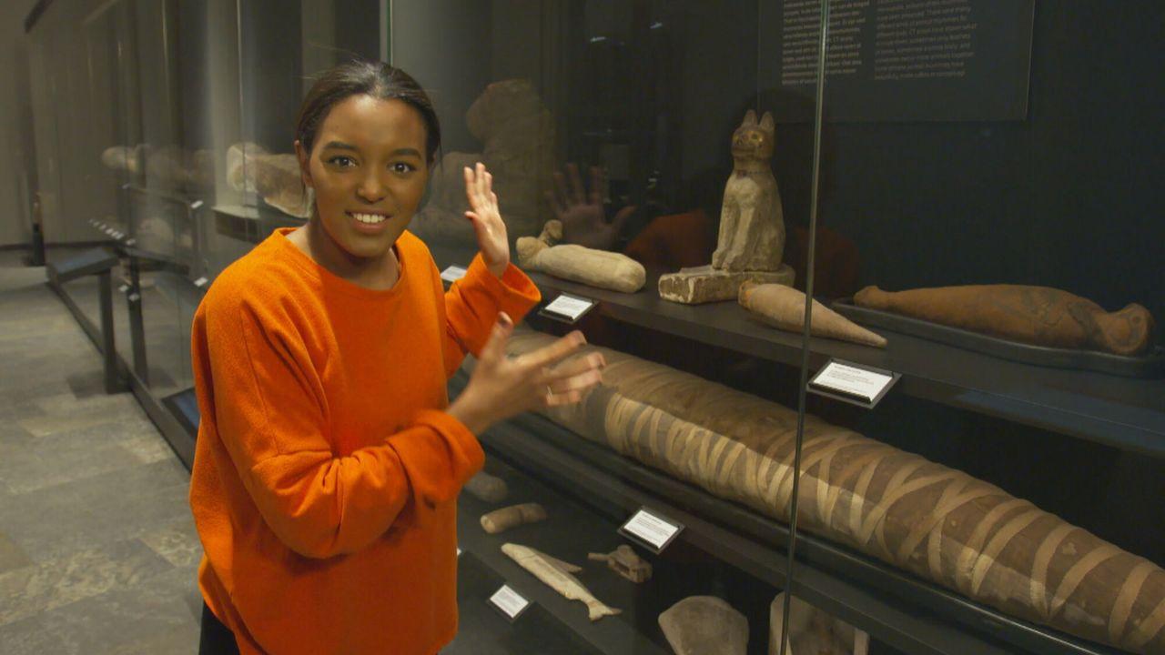 Het Klokhuis - Mummies