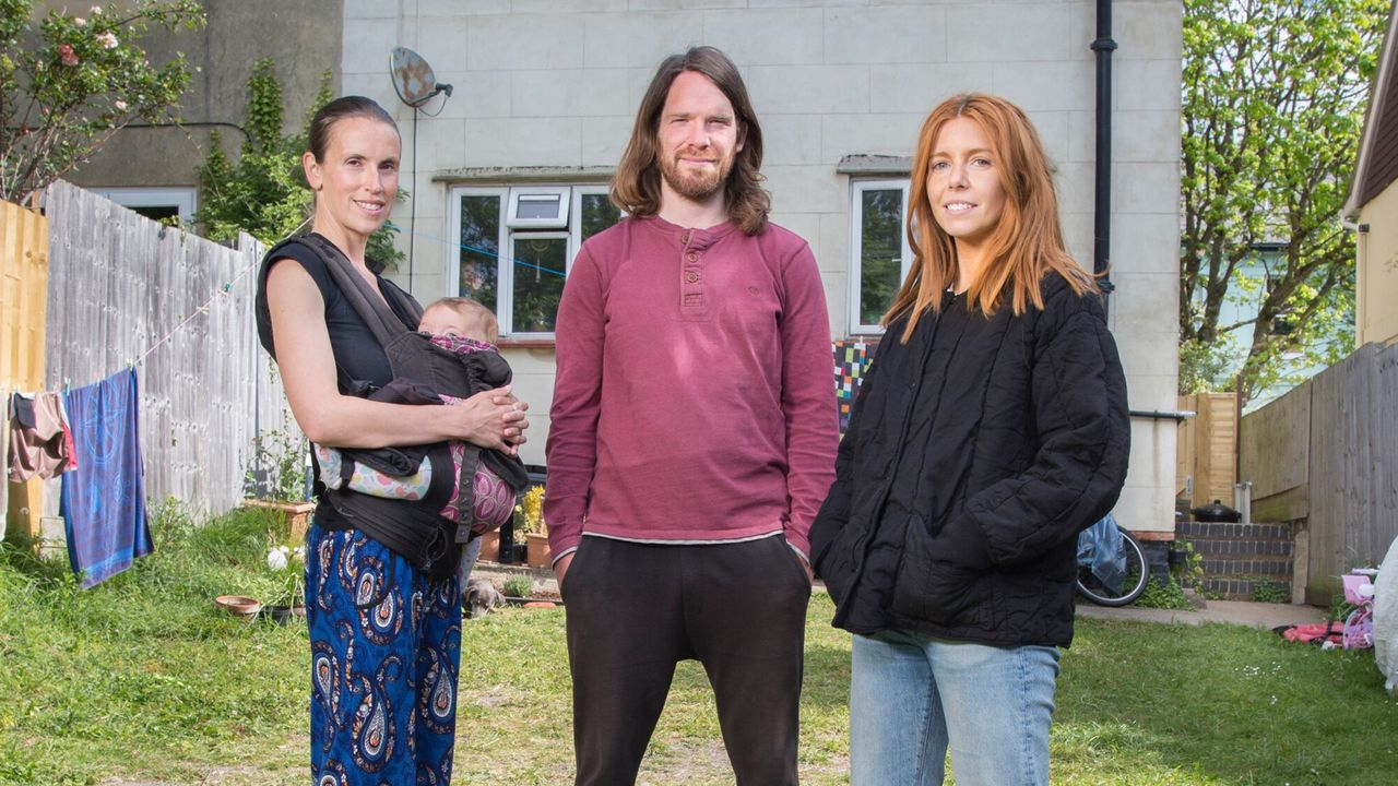 Stacey Dooley Sleeps Over - The Family Without Rules