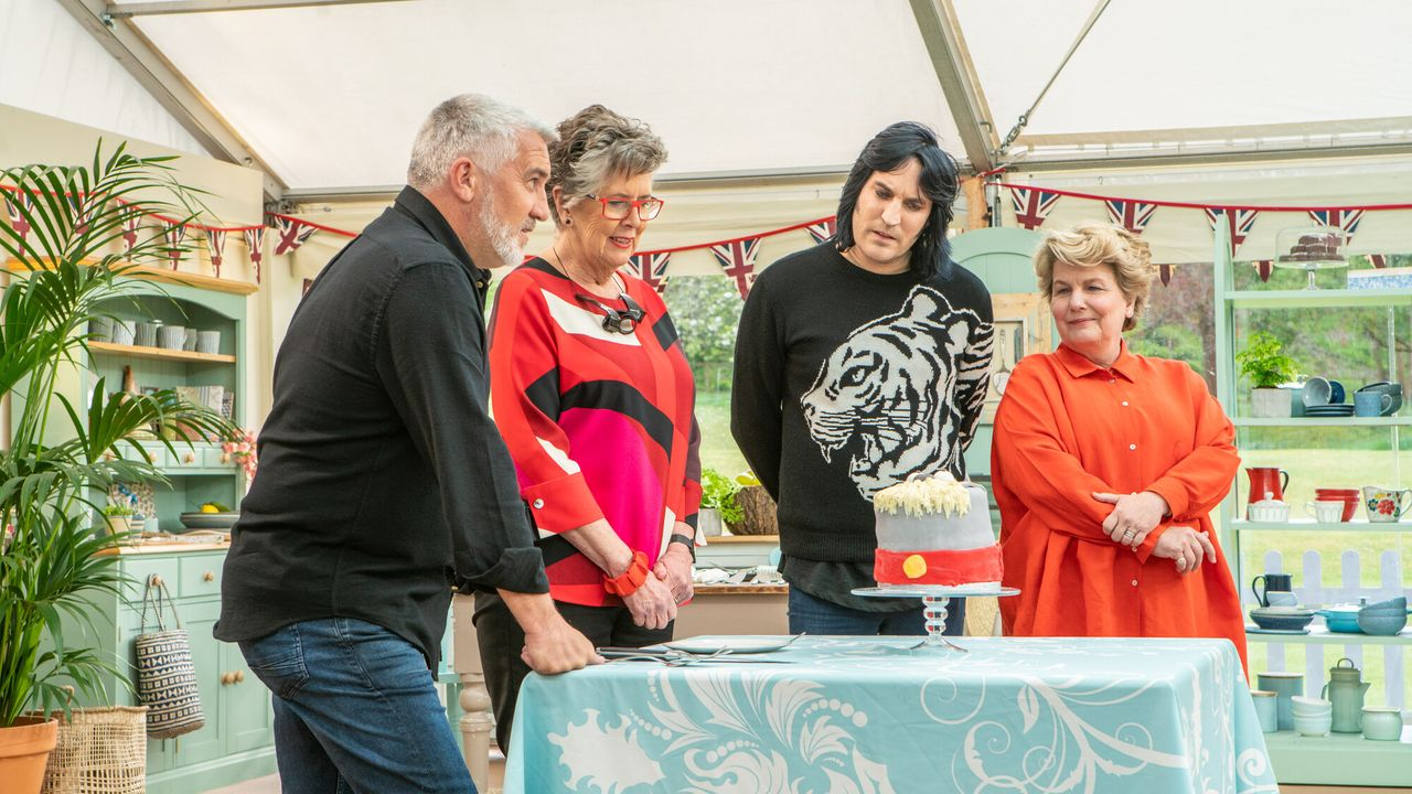 The Great British Bake Off Morgen 20:25 - Seizoen 14 Afl. 5 - De roerige jaren twintig-week