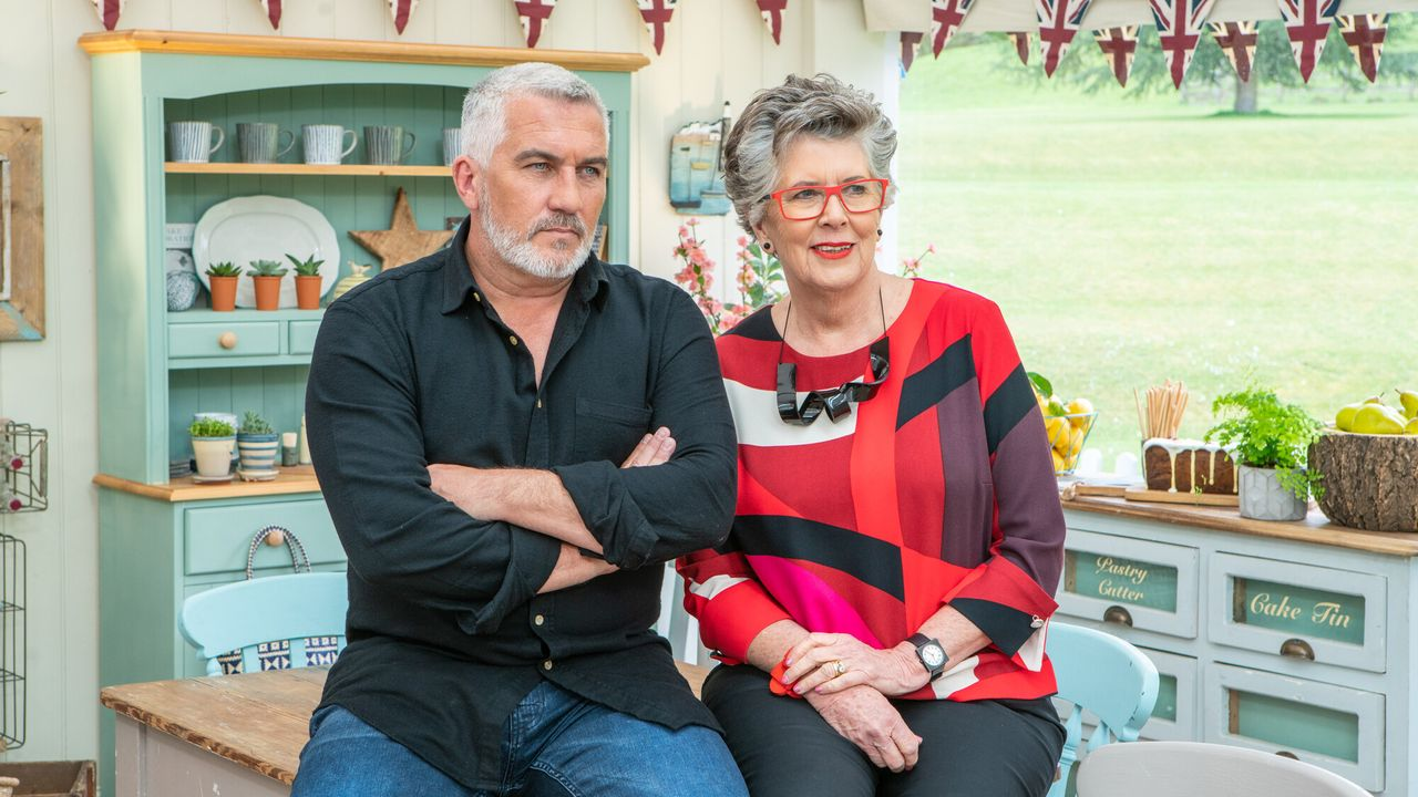 The Great British Bake Off Dessertweek