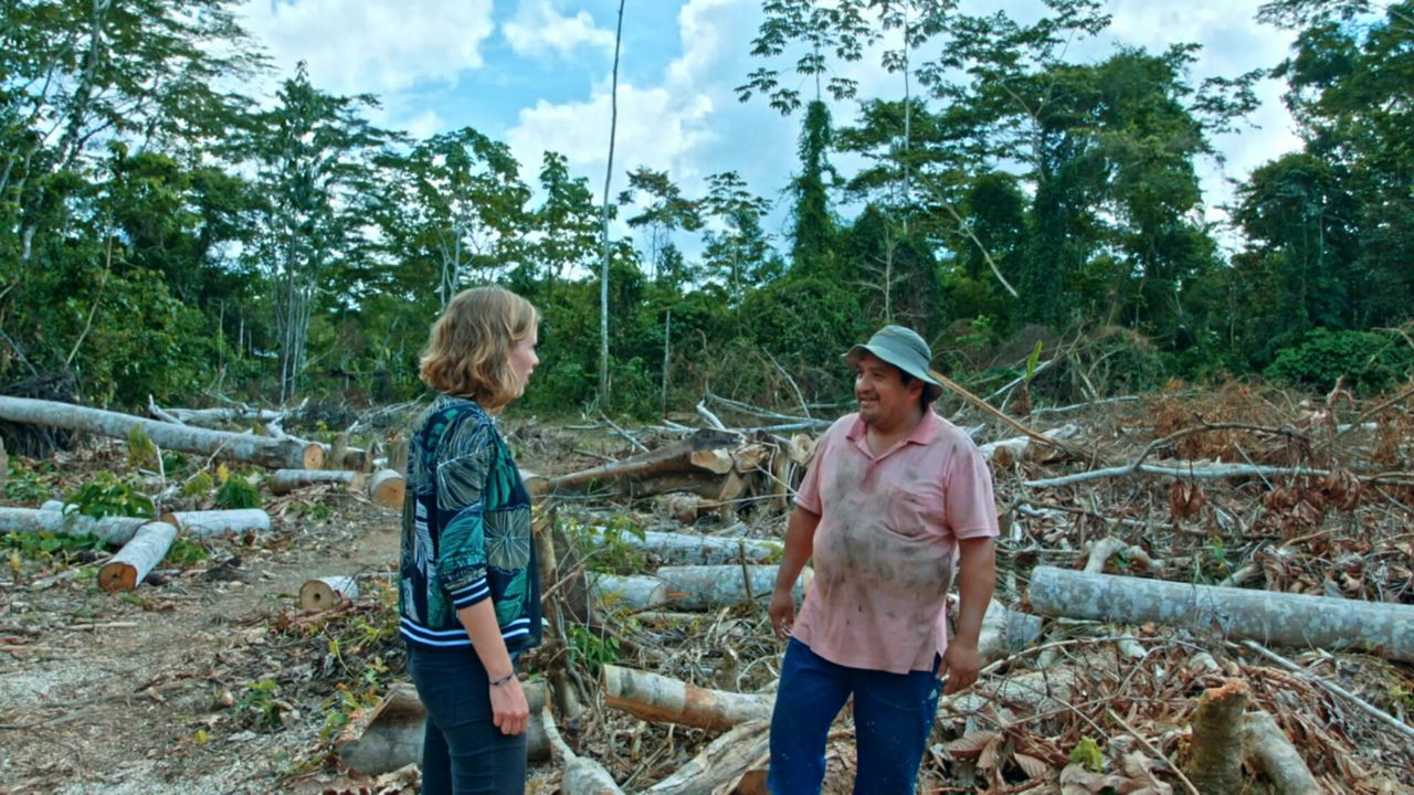 De Amazone Seizoen 1 Afl. 6 - Peru - 'Paradise Lost'