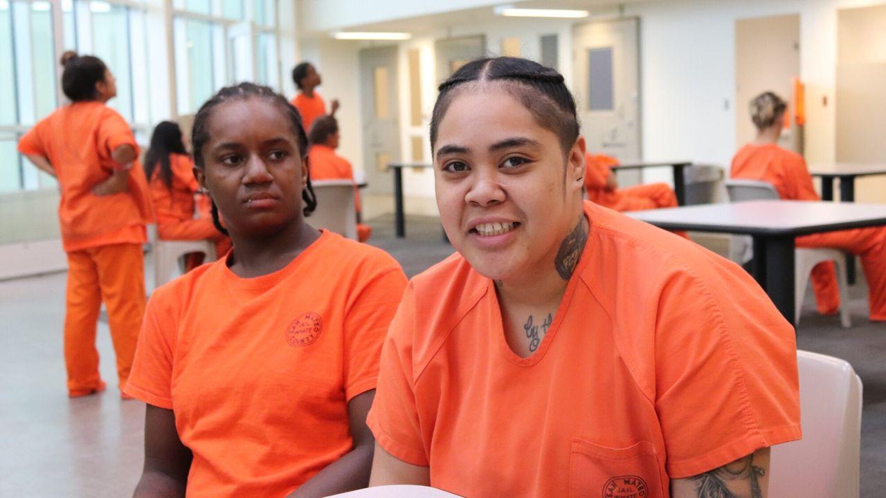 Prison Girls - Life Inside - Prison Girls