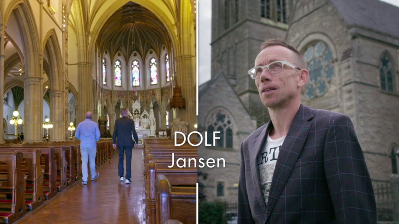 Verborgen Verleden - Dolf Jansen