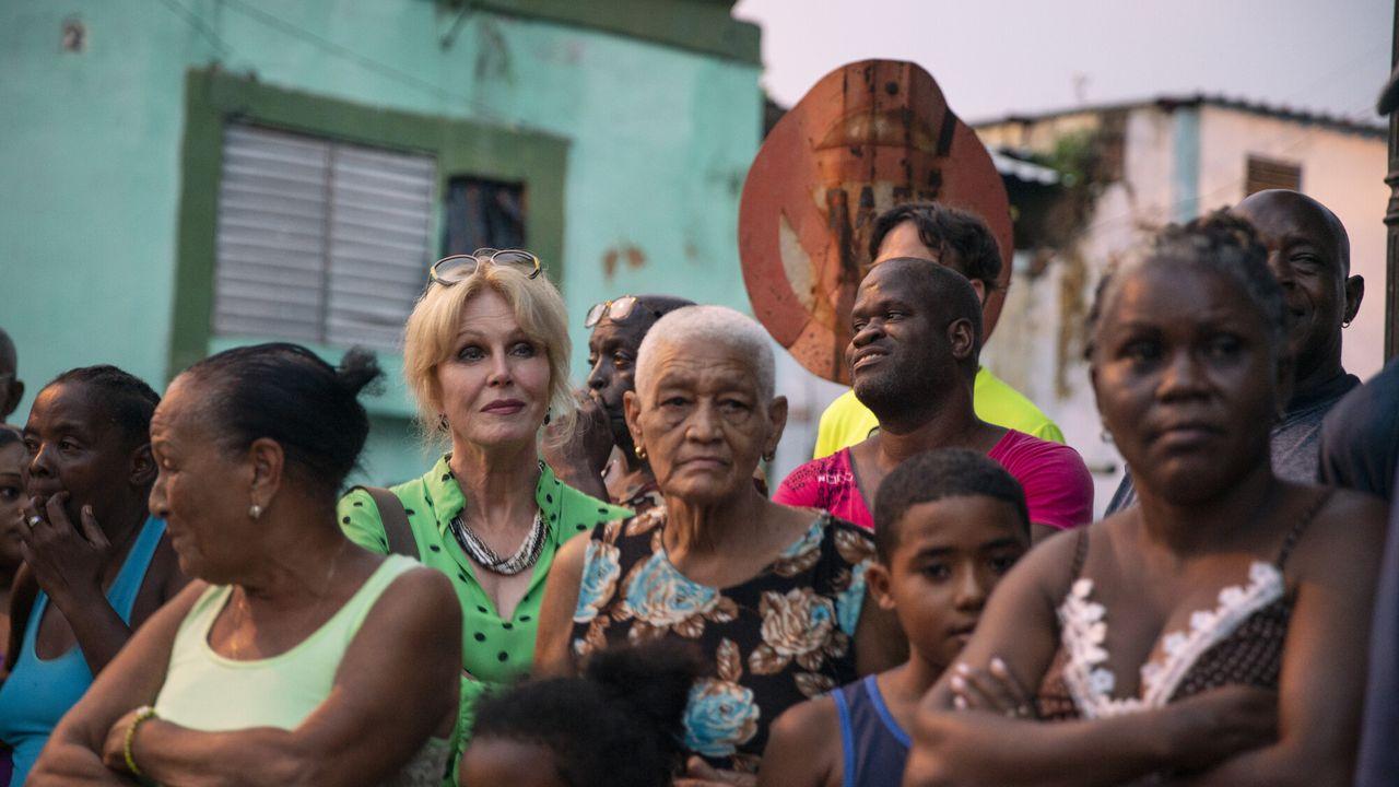Joanna Lumley's Hidden Caribbean Joanna Lumley's Hidden Caribbean
