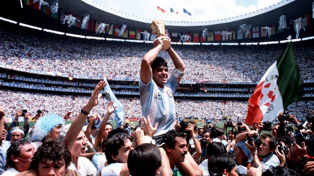 Diego Maradona 3Doc: Diego Maradona