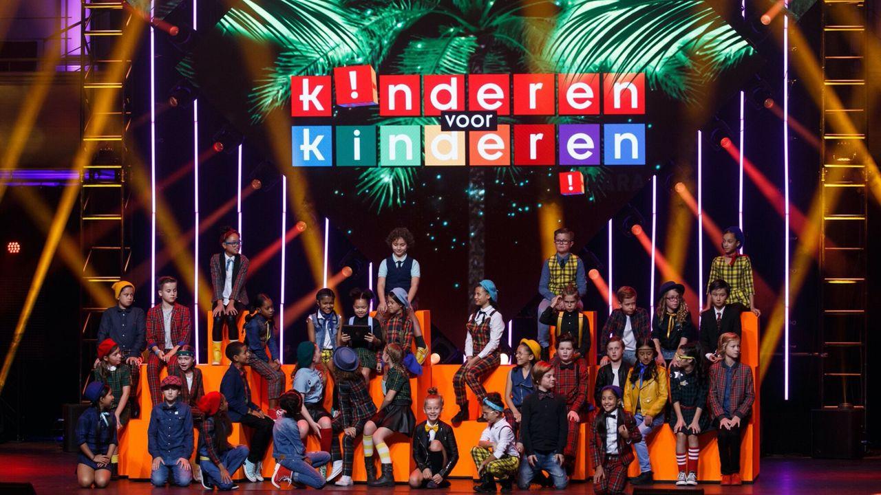 Tv Monument - Kinderen Voor Kinderen