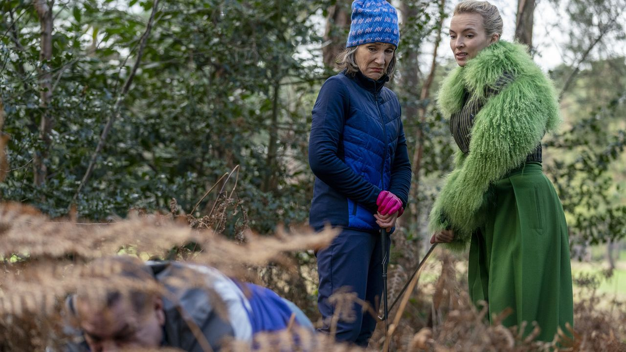 Killing Eve Beautiful monster
