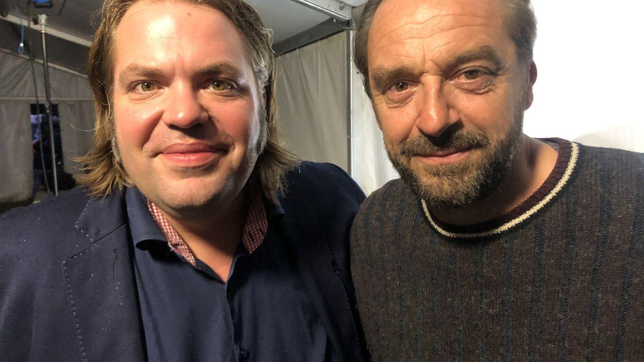 Evenblij Maakt Vrienden - Seizoen 3 Afl. 3 - Frans Bauer, Tom Waes, Dafne Schippers, Gijs Naber En Thekla Reuten