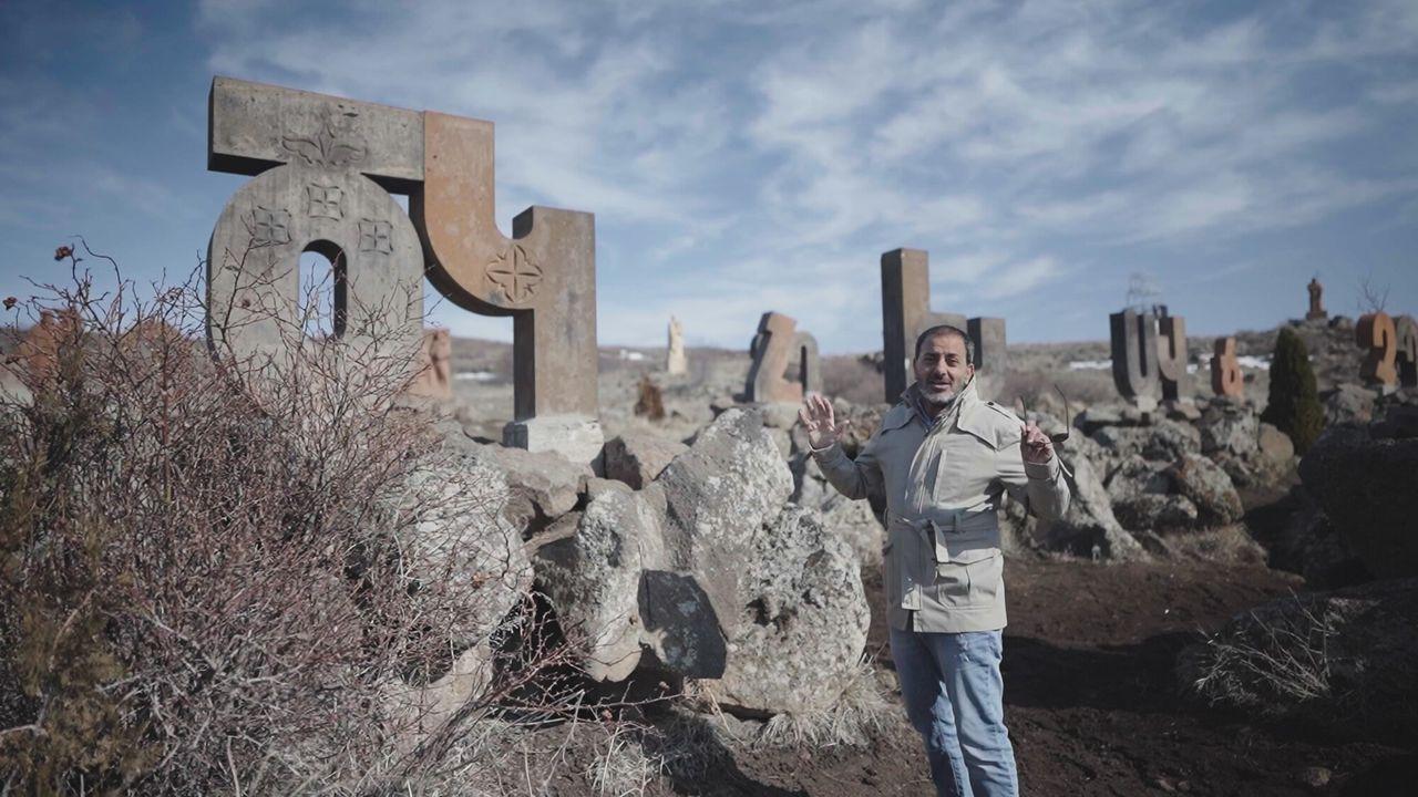 Jezus Van Nazareth - Seizoen 2 Afl. 4 - Taddeüs, Patroonheilige Van Armenië