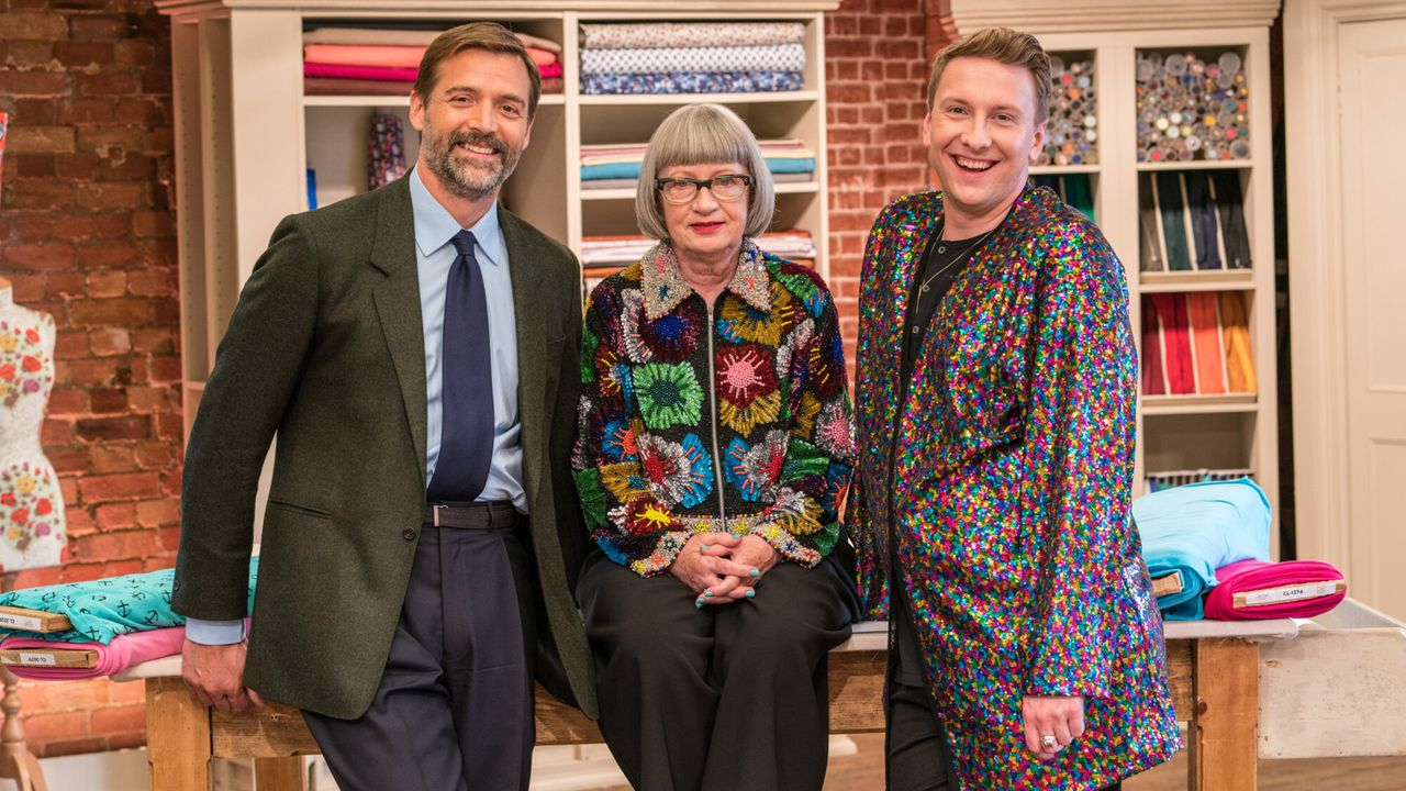 The Great British Sewing Bee Morgen 21:35 - Seizoen 1 Afl. 5 - Aflevering 5