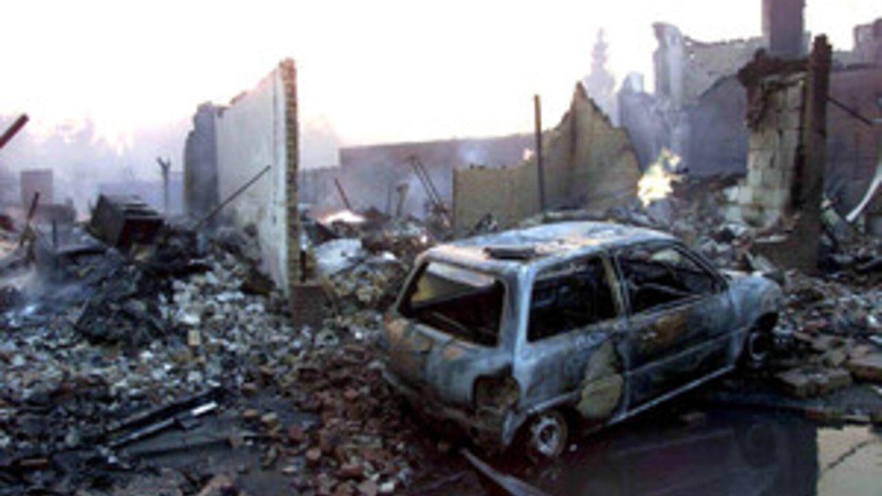 Na De Klap - Seizoen 1 Afl. 5 - De Vuurwerkramp In Enschede