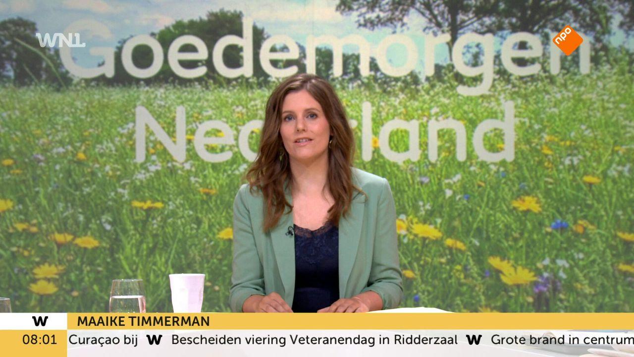 Goedemorgen Nederland Seizoen 2020 Afl. 339 - Goedemorgen Nederland