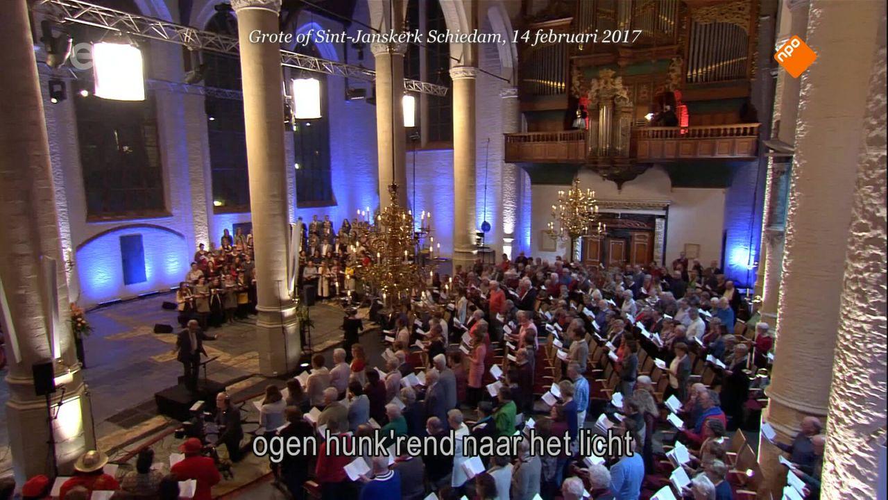 Kerkdienst Seizoen 2020 Afl. 15 - Brood voor onderweg
