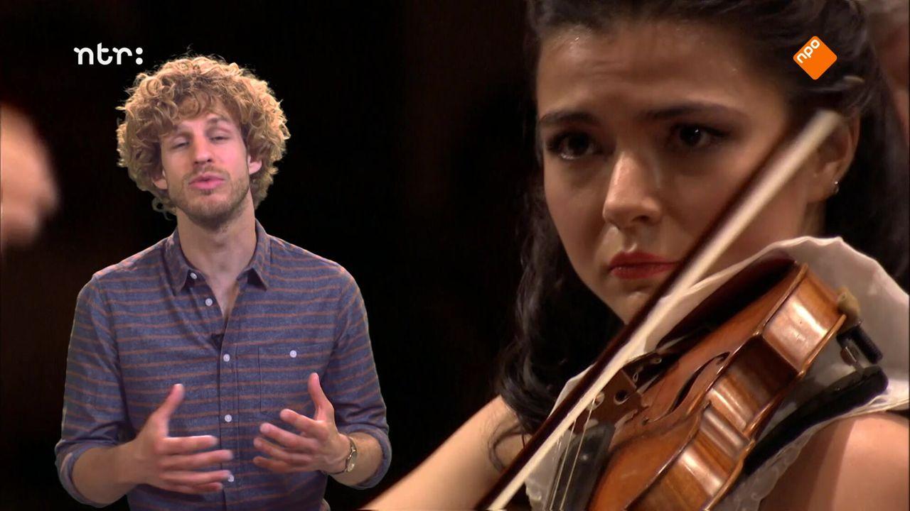 NPO Radio 4 concerten Seizoen 2020 Afl. 4 - Eerste vioolconcert van Philip Glass John Adams' Harmonium