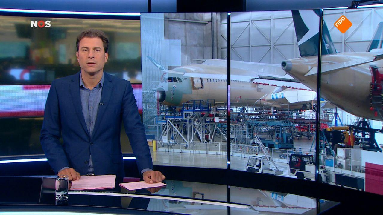 NOS Journaal 13.00 uur (Nederland 2) Seizoen 155 Afl. 127 - NOS Journaal