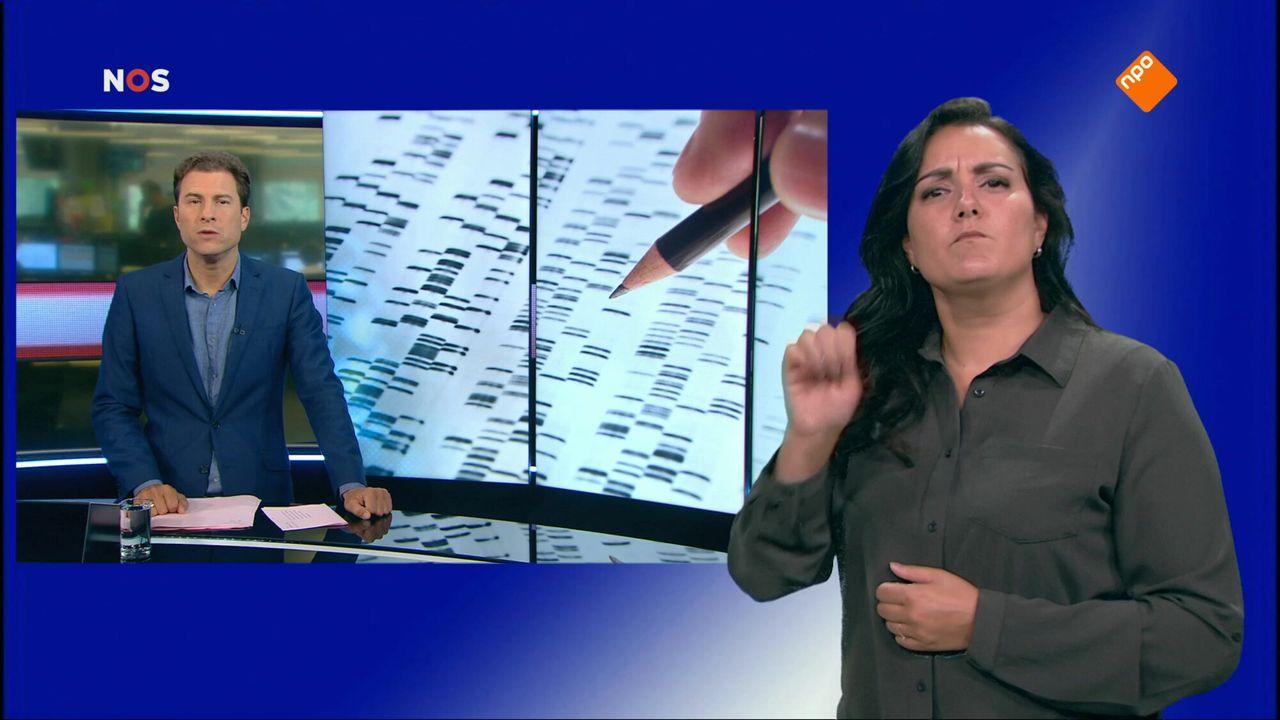 NOS Journaal met gebarentolk Seizoen 47 Afl. 127 - NOS Journaal met gebarentolk