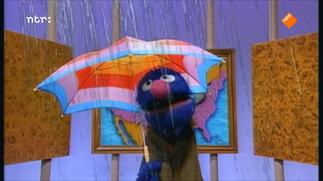 Sesamstraat 10 voor... Seizoen 40 Afl. 202 - Grover