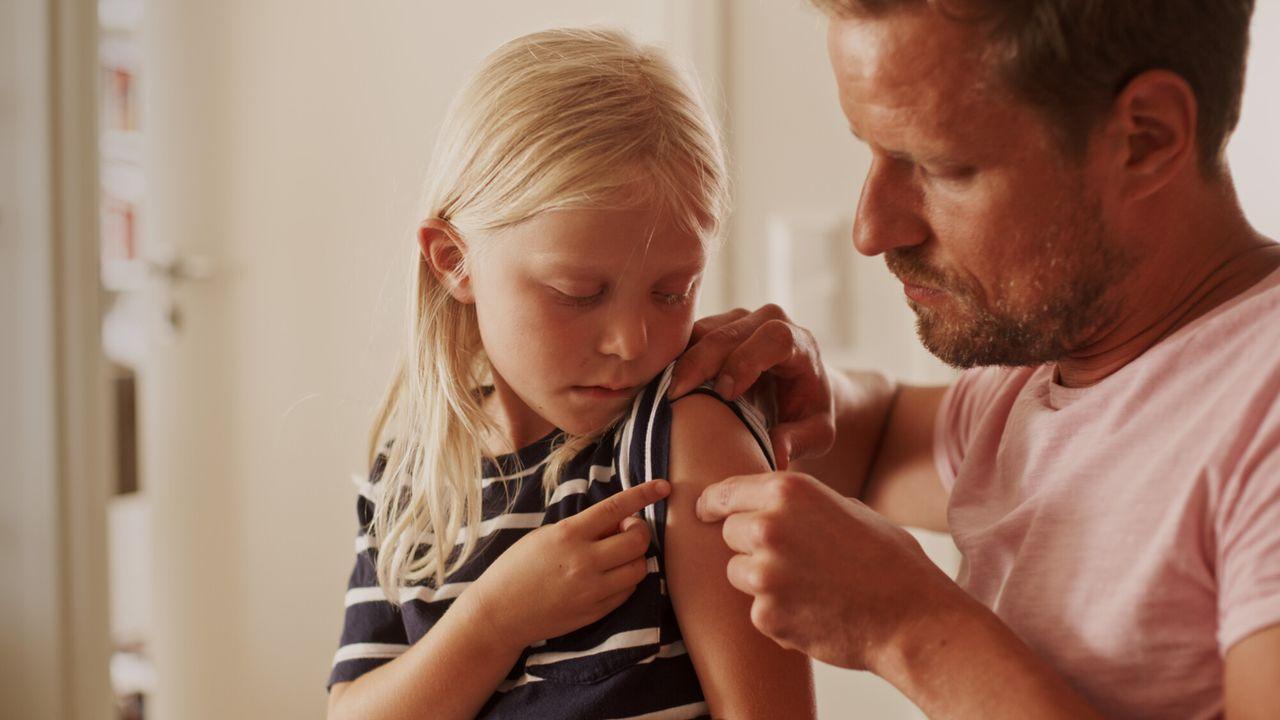 Vilda Morgen 07:55 - Seizoen 1 Afl. 8 - Vaccinatie