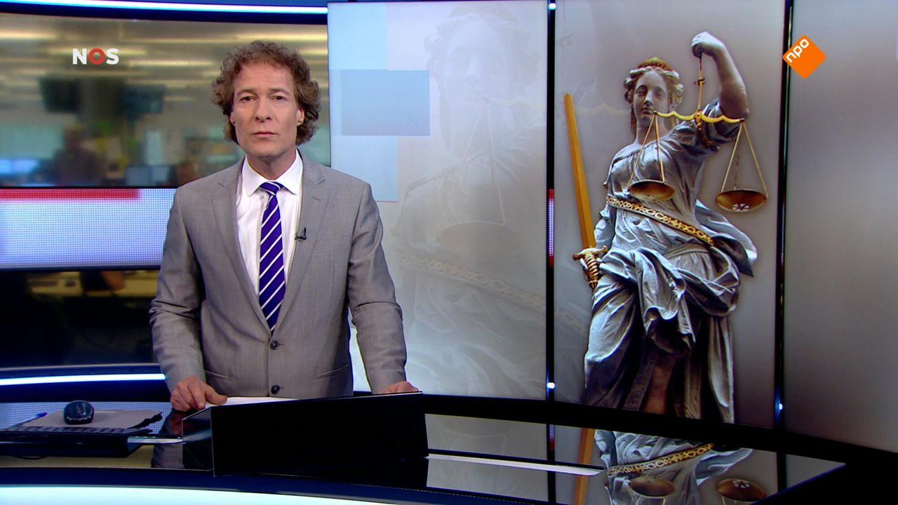 NOS Journaal 13.00 uur (Nederland 2) Seizoen 186 Afl. 66 - NOS Journaal