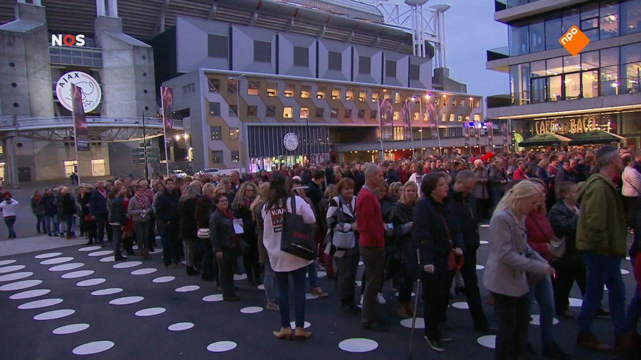 NOS Journaal 13.00 uur (Nederland 2) Seizoen 172 Afl. 126 - NOS Journaal