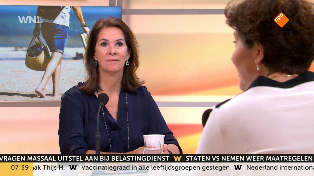 Goedemorgen Nederland Seizoen 2020 Afl. 126 - Goedemorgen Nederland