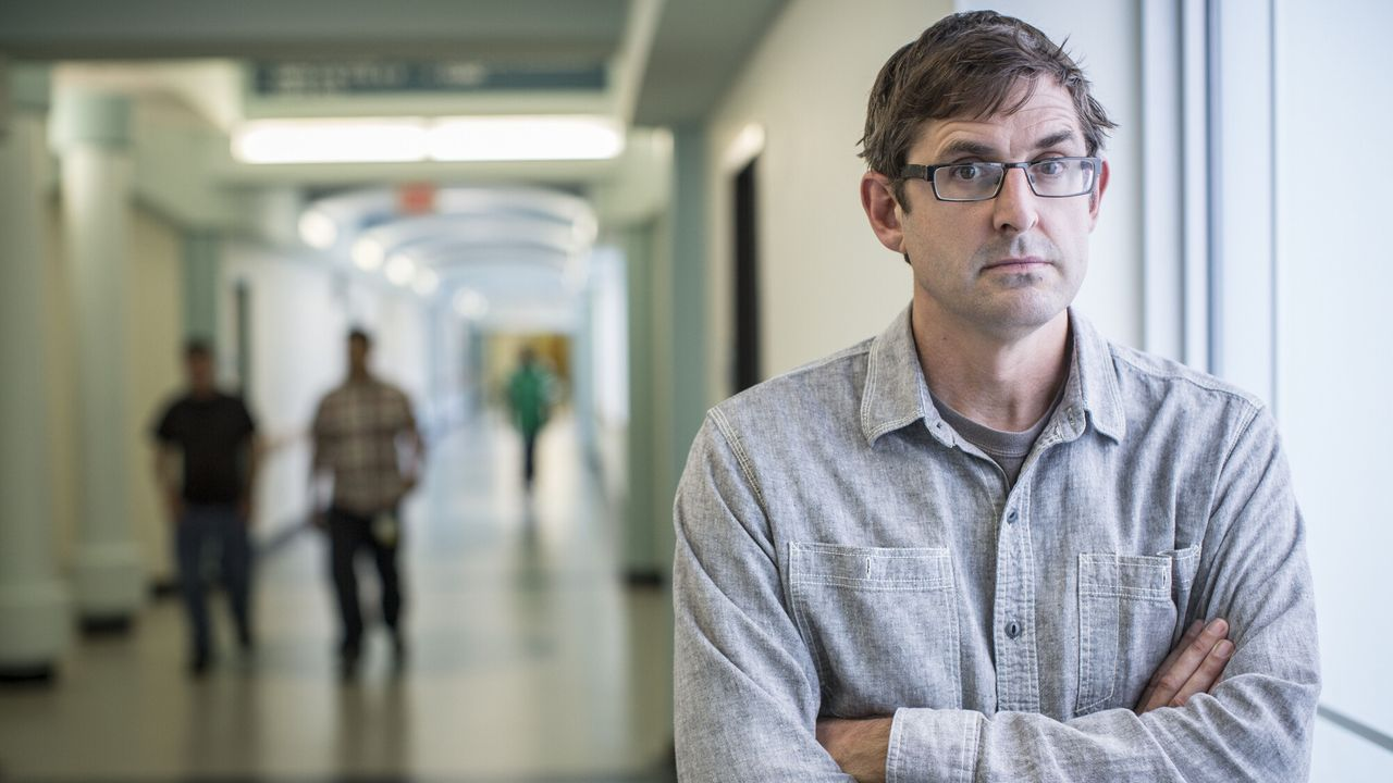 Louis Theroux - Louis Theroux: By Reason Of Insanity (1/2)