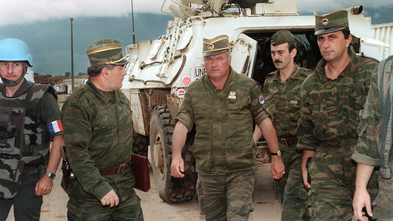 2doc - The Trial Of Ratko Mladic