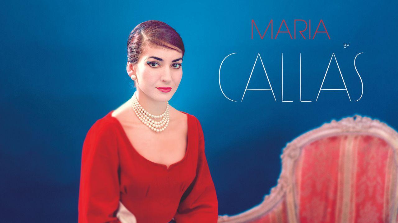 Het Uur Van De Wolf - Maria By Callas