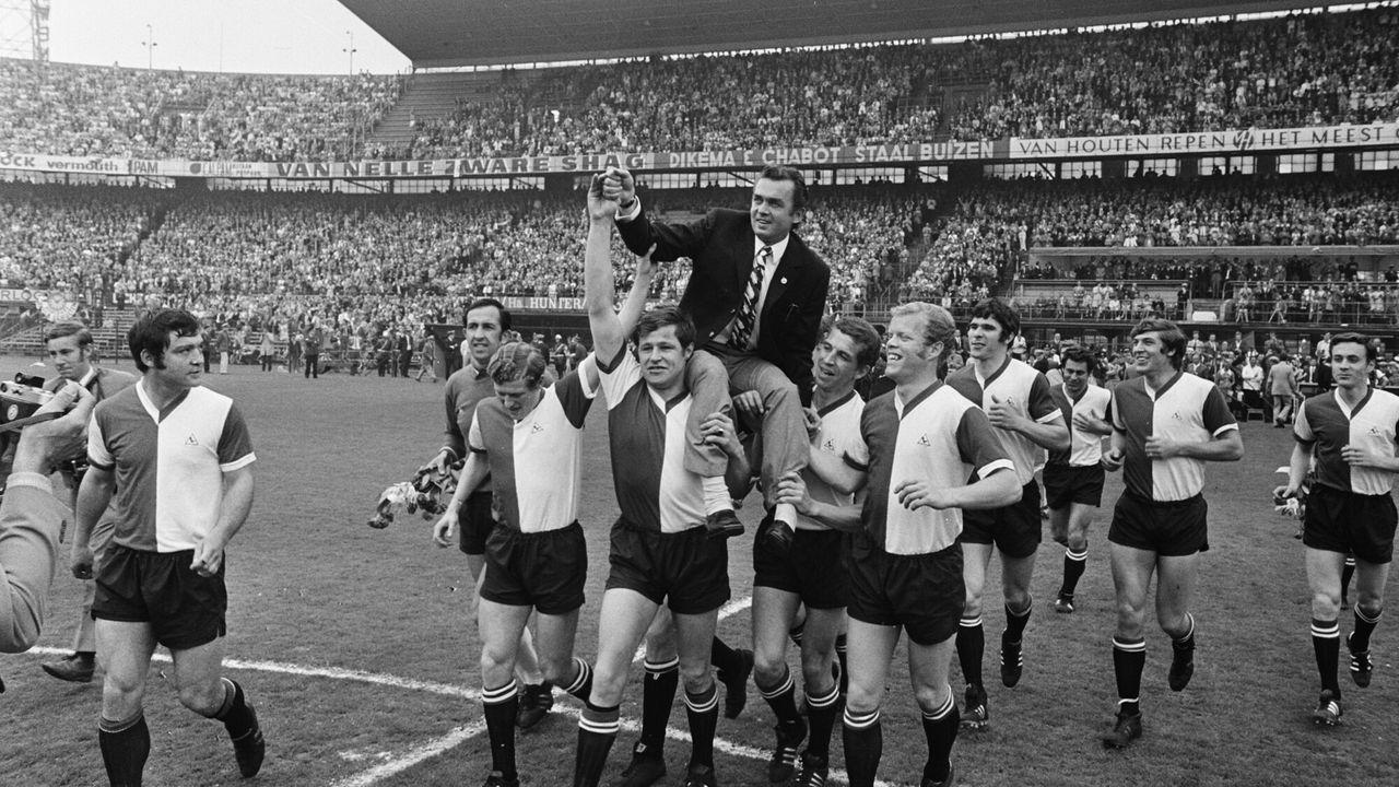 Andere Tijden Sport - Kein Geloel, Fussbal Spielen: Ernst Happel In Zijn Eigen Woorden