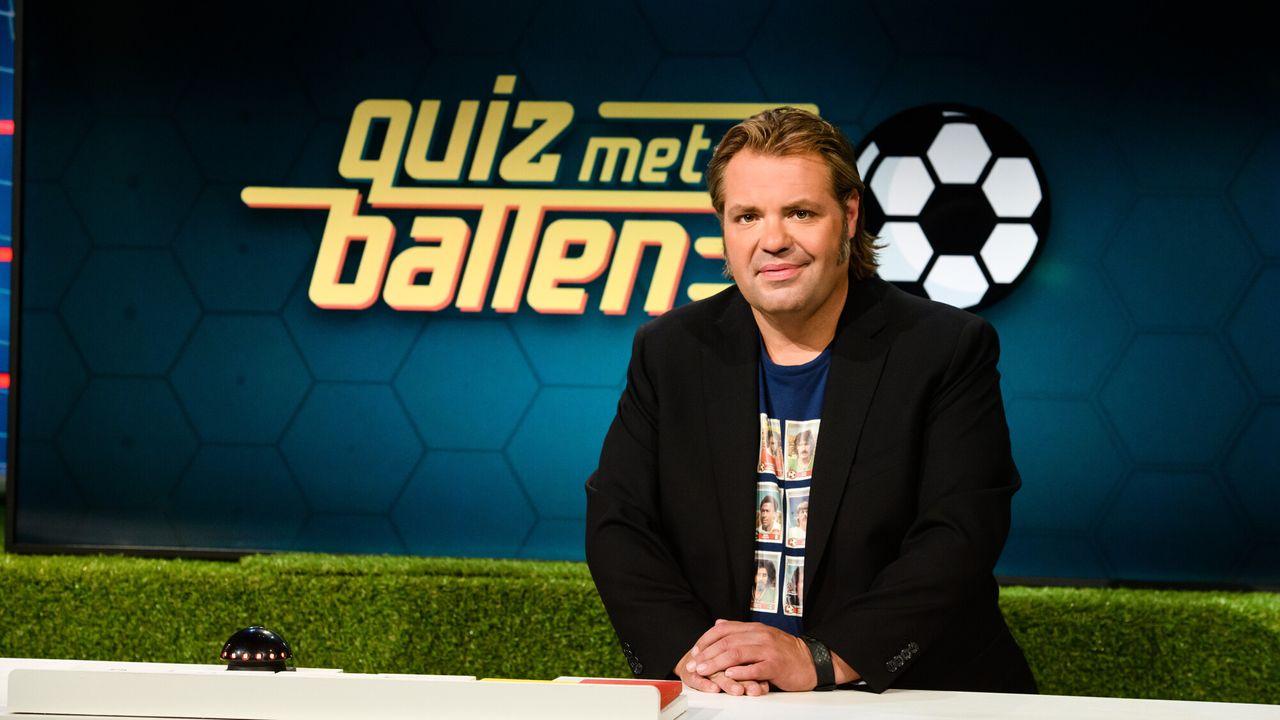 De Quiz Met Ballen - Morgen 21:25 - Seizoen 1 Afl. 2 - Quiz Met Ballen
