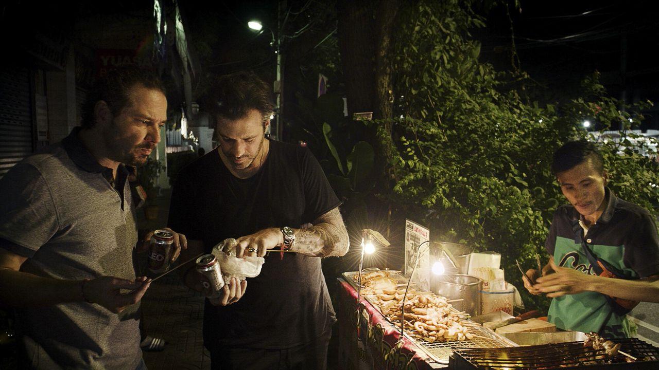 Sergio & Axel: Van De Kaart - Thailand