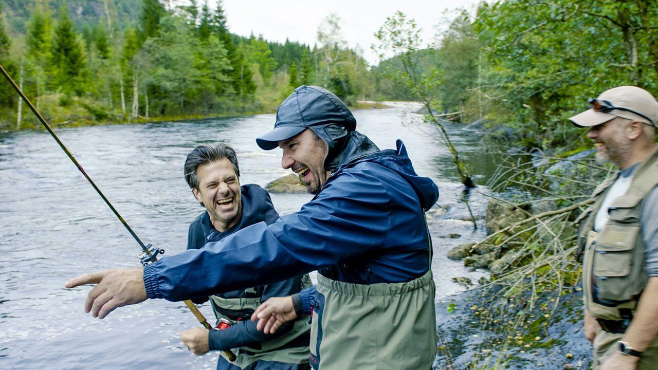 Sergio & Axel: Van De Kaart - Noorwegen