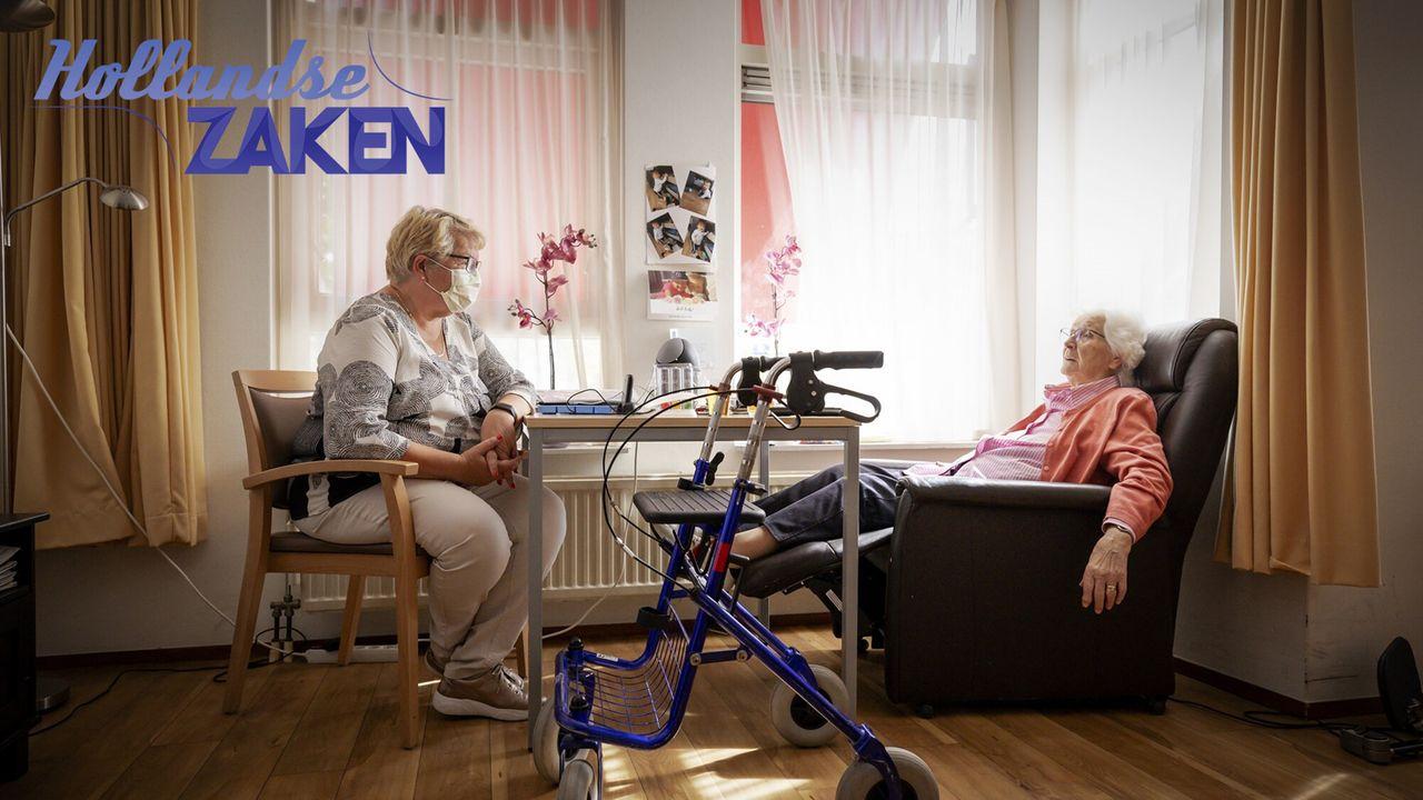 Hollandse Zaken - Morgen 20:40 - Seizoen 2020 Afl. 4 - Nooit Meer Lockdown In Verpleeghuizen
