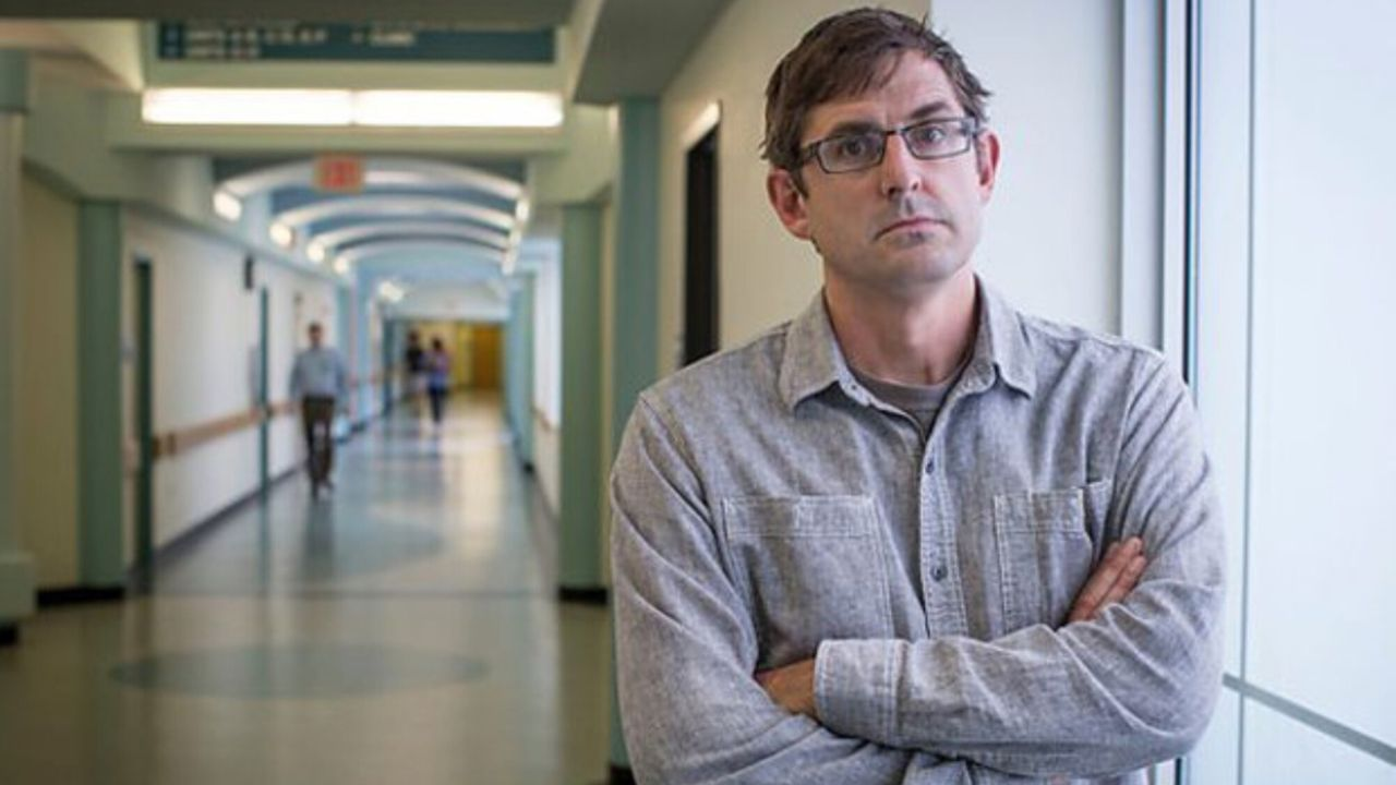 Louis Theroux - Vandaag 21:20 - Seizoen 10 Afl. 2 - Louis Theroux: By Reason Of Insanity (2/2)