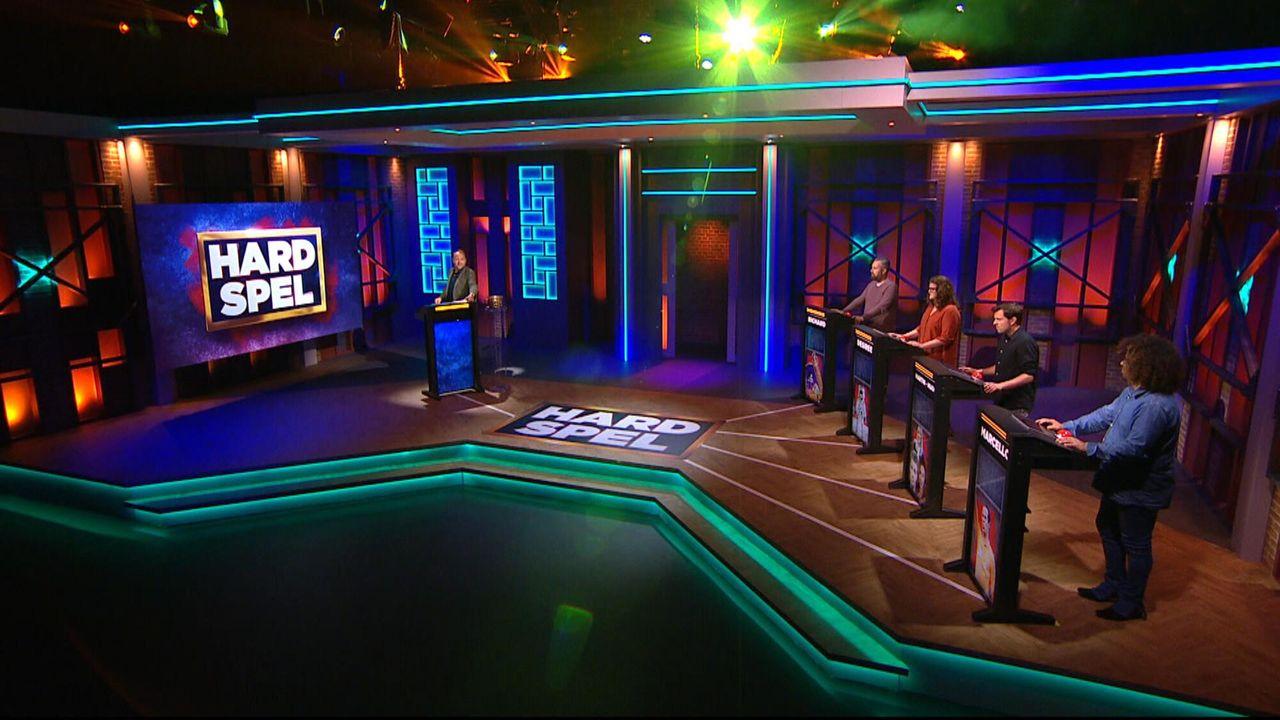 Hard Spel - Morgen 21:30 - Seizoen 1 Afl. 4 - Hard Spel