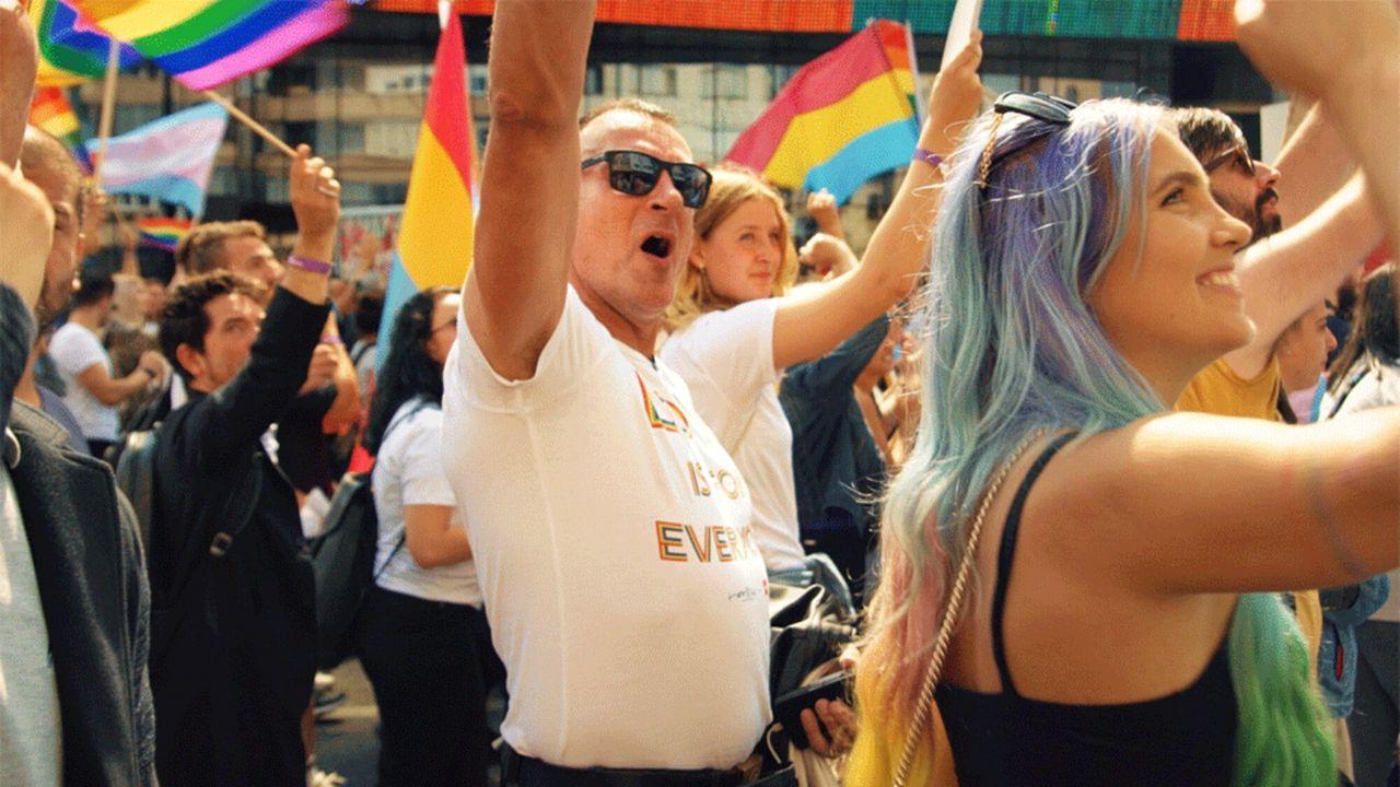 Amsterdam Gay Pride Het gaat niet over mij