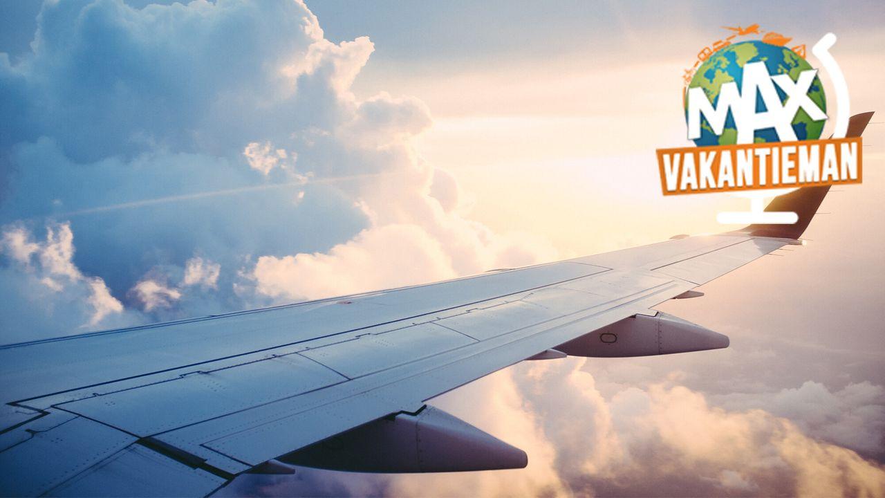 MAX vakantieman Morgen 20:35 - Seizoen 2 Afl. 5 - Problemen bij vluchtannuleringen