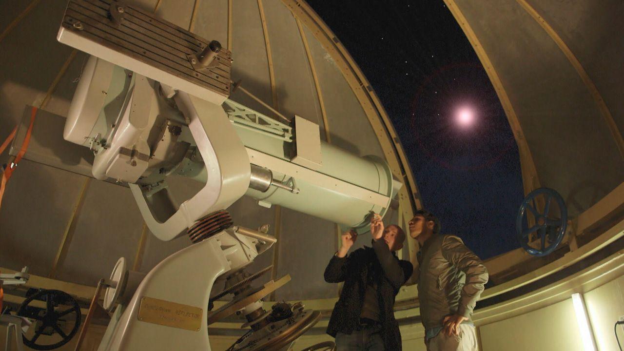 Het Klokhuis - Ruimtetelescoop