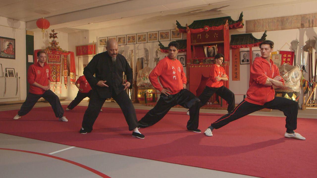 Het Klokhuis - Kungfu